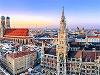 Отправляемся на отдых в Мюнхен