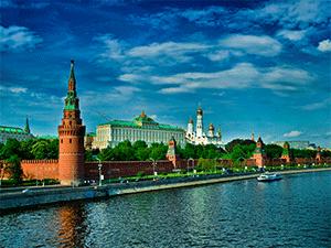Посещаем Россию