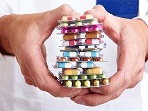 Получаем лекарства от врача