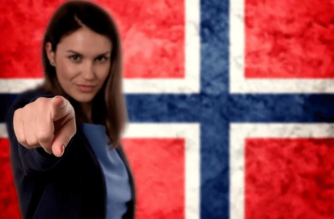 Норвегия работа