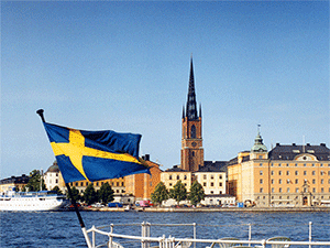 Отдых в Швеции