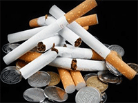 Вывоз сигарет за границу