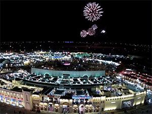 Ночная жизнь в Дубае
