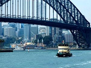 Путешествие по Сиднею