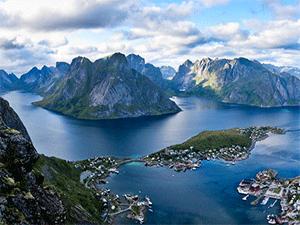 Отправляемся в Норвегию