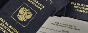 ВНЖ РФ аннуляция
