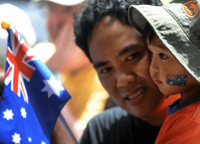 Беженцы в Австралии