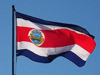 Флаг Коста-Рики