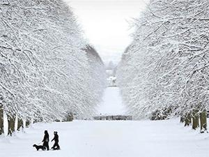 Зима в Ирландии