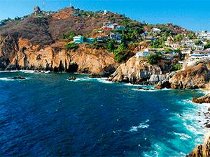 Путешествуем по Акапулько