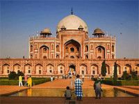 Отправляемся в Дели