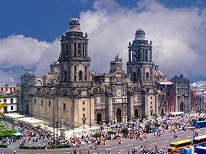 Достопримечательности Мехико