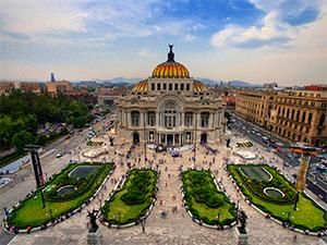 Путешествие по Мехико