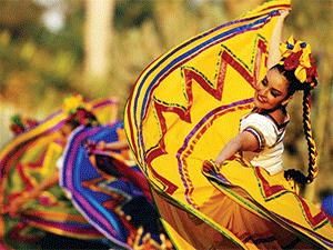 Карнавалы в Мексике