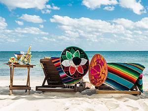 Пляжи в Мексике