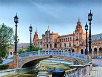 Отправляемся на отдых в Севилью