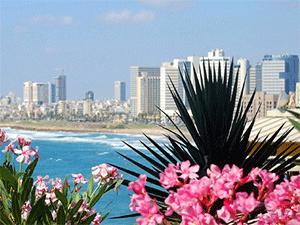 Жизнь в Тель-Авиве