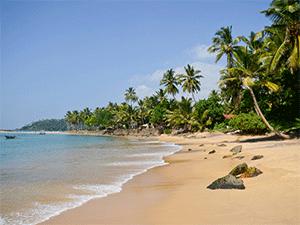 Пляжи в Анаватуне