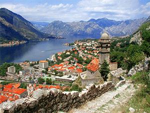 Переезд в Черногорию