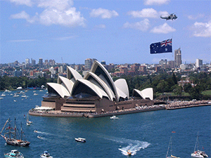 Путешествие по Австралии