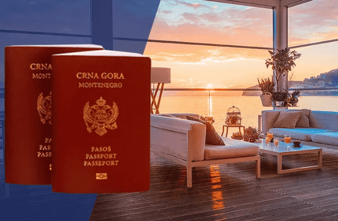Черногория паспорт
