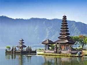 Апрель на Бали