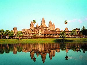 Индуистский храмовый комплекс