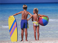 Отправляемся в отпуск с детьми