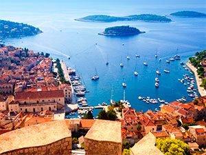 Прекрасные пейзажи Европы
