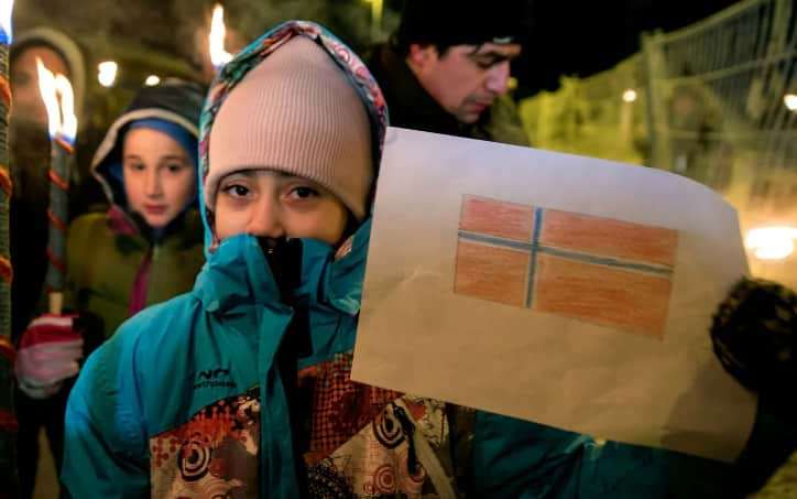 Беженцы в Норвегии