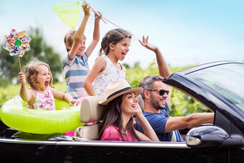 отпуск без визы всей семьей