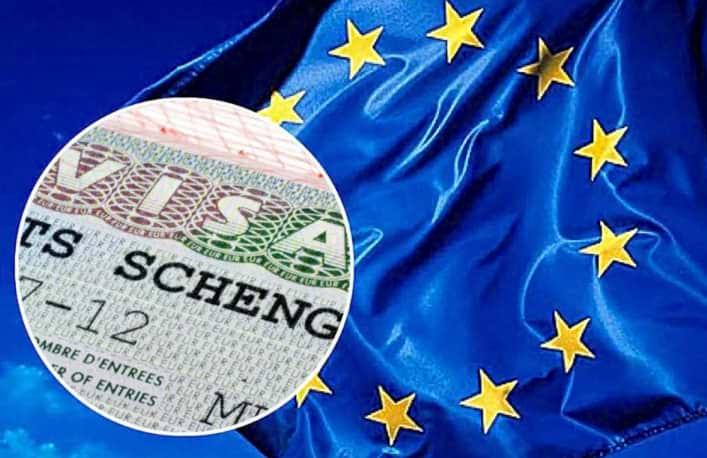 Открытие шенгенской визы
