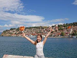 Безвизовый въезд в Македонию