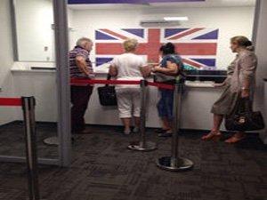 Визовый центр Великобритании в Санкт-Петербурге работает в обычном режиме