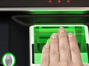 Виза в Казахстан — только по отпечаткам пальцев
