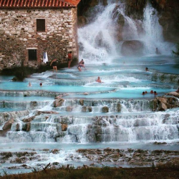 термальные курорты Италии