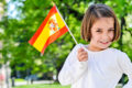 детская испанская виза