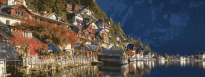 Сколько лететь до Австрии