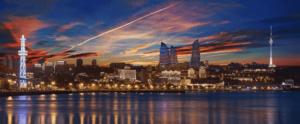 Сколько времени лететь до Баку