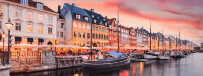 ак иммигрировать в Данию
