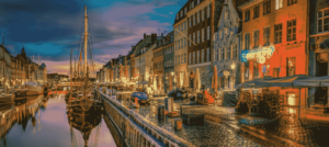 Оформление визы в Данию самостоятельно