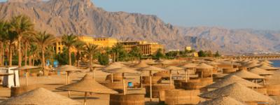 Знойный курорт Синайского полуострова: погода в Табе по месяцам