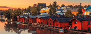 Что дает россиянину недвижимость в Финляндии