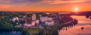 Оформляем документы для визы в Финляндию