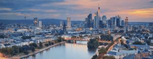 Сколько времени лететь до Франкфурта