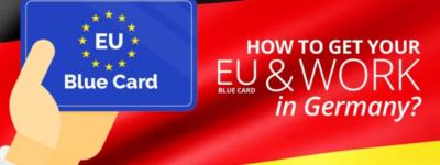 В чем ценность Голубой карты Германии
