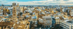 Особенности погоды в Валенсии по месяцам