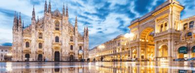 Сколько лететь до Милана