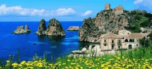 Сколько времени лететь до Сицилии