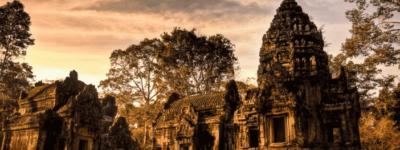 Сколько лететь до Камбоджи